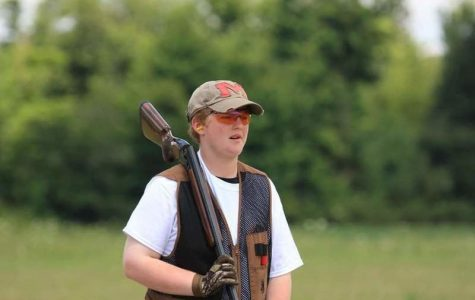 Garrett takes aim
