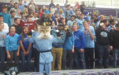 Cadets welcome new mascot, The General