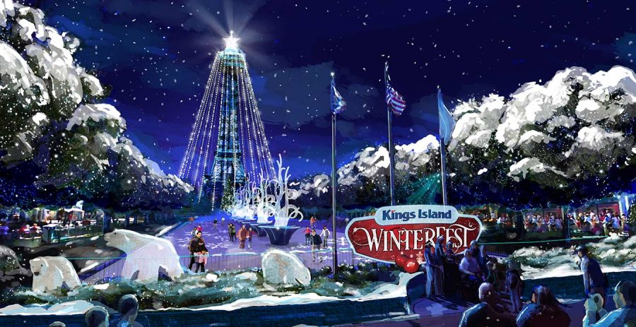 A picture promoting Winterfest.