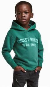 H&M Monkey Hoodie