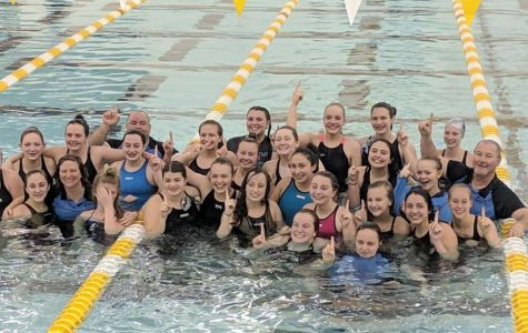 Cascade girls swim get WICked