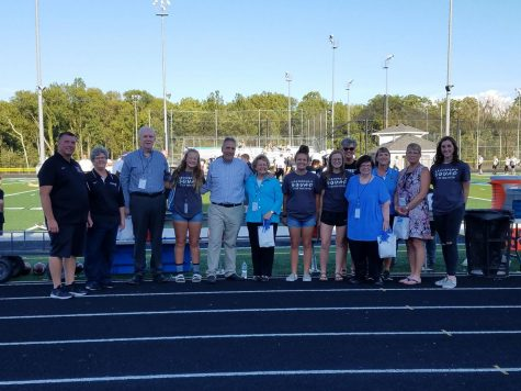 CHS Hall of Fame inducts new class