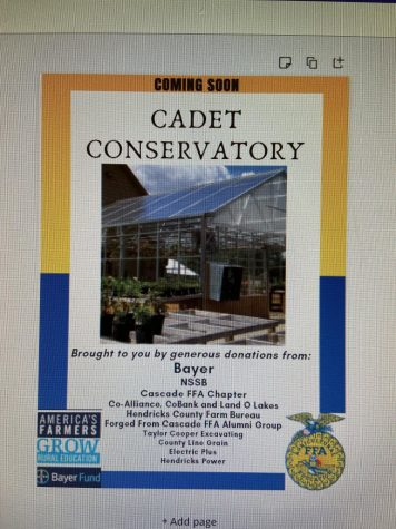 The Cadet Conservatory