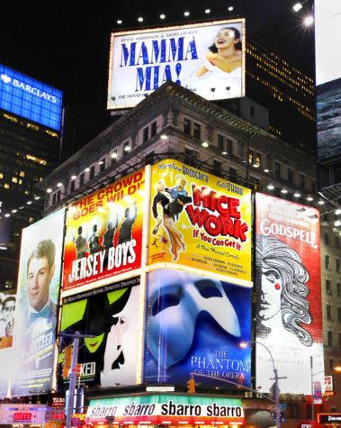 Broadway is back!